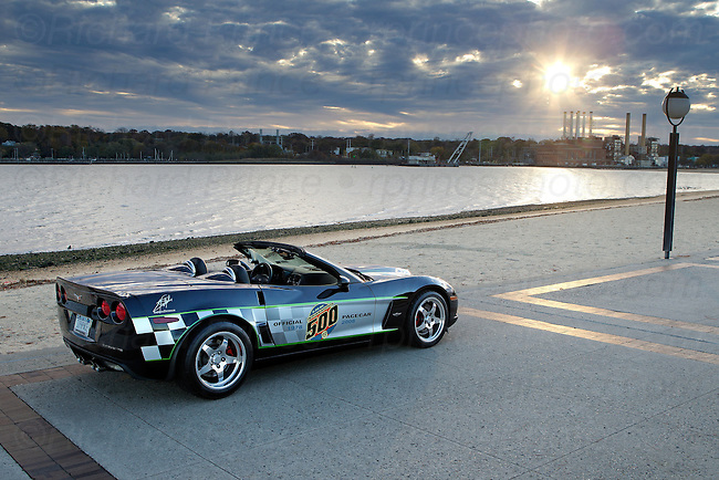 2008 Corvette Indy Pace Car
