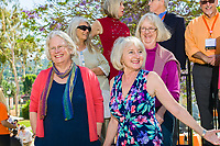 Alumni, family and friends celebrate Alumni Reunion Weekend on Saturday, June 22, 2019 on the campus of Occidental College. This year was for the classes of 1969, 1974, 1979, 1984, 1989, 1994, 1999, 2004, 2009 & 2014.<br /> <br /> (Photo by Don Milici, Freelance)