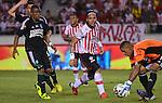 Atletico Junior vencio 1x0 al atletico Nacional por la liga postobon del torneo finalizacion del futbol colombiano