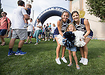 16FTB Cougar Kickoff 051<br /> <br /> 16FTB Cougar Kickoff<br /> <br /> August 17, 2016<br /> <br /> Photography by Aaron Cornia/BYU