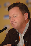 18th September, 2006. Dublin Ireland. Ryder Cup press Conference at the K club..European Ryder cup team captain Ian Woosnam gives a press conference at the above..Photo: Barry Cronin/ Newsfile.