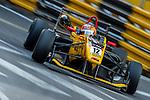Mitsunori Takaboshi races the Formula 3 Macau Grand Prix during the 61st Macau Grand Prix on November 15, 2014 at Macau street circuit in Macau, China. Photo by Aitor Alcalde / Power Sport Images