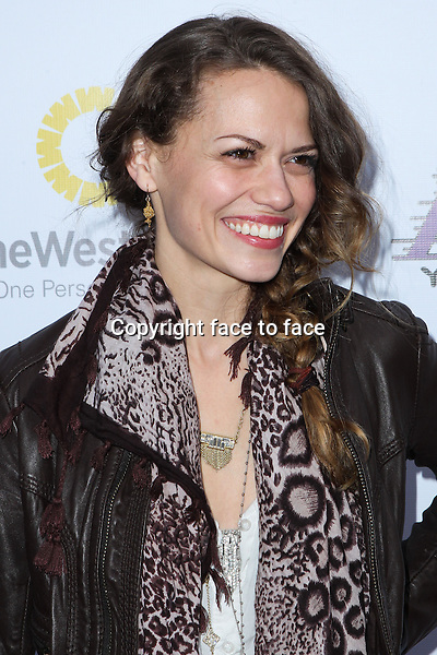 Bethany Joy Lenz  at Lakers Casino Night Fundraiser Benefiting The Lakers Youth Foundation held at Club Nokia on March 10, 2013 in Los Angeles, California...Credit: MediaPunch/face to face..- Germany, Austria, Switzerland, Eastern Europe, Australia, UK, USA, Taiwan, Singapore, China, Malaysia and Thailand rights only -