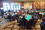 Tournament area in the Fontana Lounge.