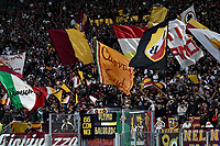 AS Roma fans. <br /> Referee Gianluca Rocchi has temporarly suspended the match for racists chants of  AS Roma fans <br /> <br /> Roma 2-11-2019 Stadio Olimpico <br /> Football Serie A 2019/2020 <br /> AS Roma - SSC Napoli <br /> Foto Andrea Staccioli / Insidefoto