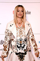 www.acepixs.com<br /> <br /> January 5 2018, Hamburg<br /> <br />  Rita Ora attends the Channel Aid Concert at Elbphilharmonie on January 5, 2018 in Hamburg, Germany.<br /> <br /> By Line: Famous/ACE Pictures<br /> <br /> <br /> ACE Pictures Inc<br /> Tel: 6467670430<br /> Email: info@acepixs.com<br /> www.acepixs.com