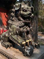 buddhistischer Fayuan Si Tempel, Peking, China, Asien<br /> buddhistic Fayuan Si temple, Beijing, China, Asia