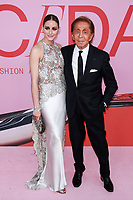 NEW YORK, NY - JUNE 3: Olivia Palermo and Valentino at the 2019 CFDA Fashion Awards at the Brooklyn Museum of Art on June 3, 2019 in New York City. <br /> CAP/MPI/DC<br /> ©DC/MPI/Capital Pictures