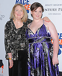 Teri Garr and daughter at The 19th ANNUAL RACE TO ERASE MS GALA held at The Hyatt Regency Century Plaza Hotel in Century City, California on May 18,2012                                                                               © 2012 Hollywood Press Agency