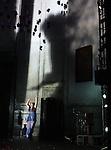 The Ghost Sonata, by August Strindberg, at the University Theatre 12/14/07. Yale School of Drama.Director.Shana Cooper.Scenic Designer.Scott Dougan.Costume Designer.Katherine O'Neill.Lighting Designer.Marie Yokoyama.Sound Designer.Phillip Owen..© T Charles Erickson.tcepix@comcast.net