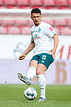 Milos Veljkovic (SV Werder Bremen) mit Ball, <br /> <br /> Sport: Fussball: 1. Bundesliga:: nphgm001:  Saison 19/20: 33. Spieltag: 1. FSV Mainz 05 vs SV Werder Bremen 20.06.2020<br /> Foto: Neis/Eibner/Pool/via gumzmedia/nordphoto<br /><br />DFB regulations prohibit any use of photographs as image sequences and/or quasi-video.<br />Editorial Use ONLY<br />National and International News Agencies OUT<br />  DFL REGULATIONS PROHIBIT ANY USE OF PHOTOGRAPHS AS IMAGE SEQUENCES AND OR QUASI VIDEO<br /> EDITORIAL USE ONLY<br /> NATIONAL AND INTERNATIONAL NEWS AGENCIES OUT