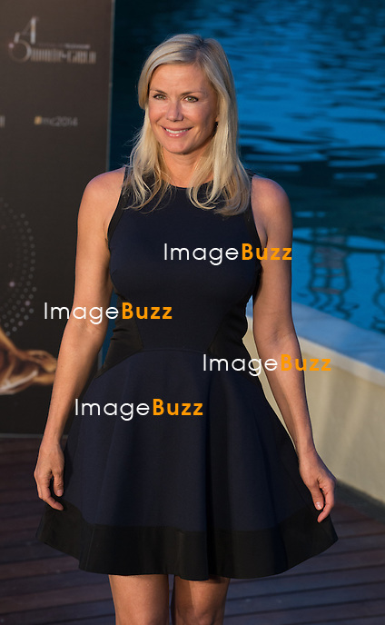 Katherine Kelly Lang attends Gala at the Monte Carlo Beach Hotel on June 8, 2014 in Monte-Carlo, Monaco.