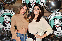LOS ANGELES, CA - NOVEMBER 06: Madison Grace (L) and Victoria Justice attend Love Leo Rescue's 2nd Annual Cocktails for a Cause at Rolling Greens Los Angeles on November 06, 2019 in Los Angeles, California.<br /> CAP/ROT/TM<br /> ©TM/ROT/Capital Pictures