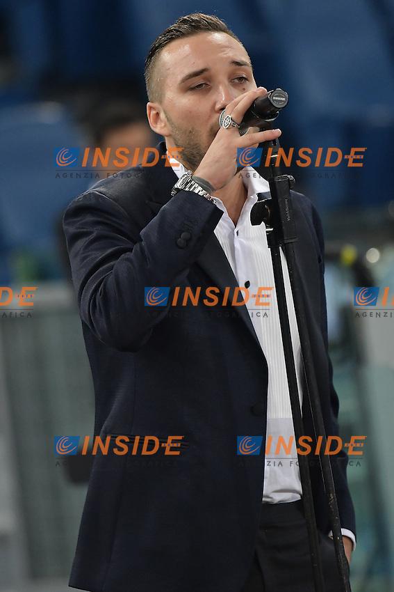 Mattia Briga <br /> Roma 12-10-2016 Stadio Olimpico <br /> Incontro di calcio benefico Uniti per la Pace <br /> Charity football match United for Peace . Foto Andrea Staccioli / Insidefoto