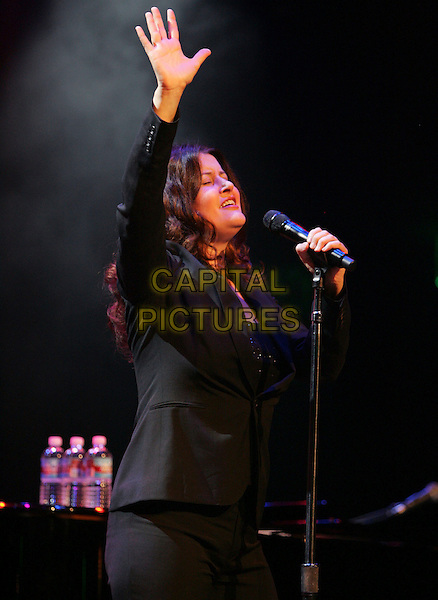 PAULA COLE.performs live at HOB Anaheim in Anaheim, California, USA, August 24 2007..half length  concert gig live on stage music                                                                .CAP/DVS.©Debbie VanStory/Capital Pictures