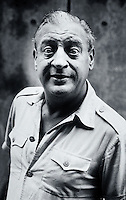 Portrait of comedian Rodney Dangerfield.