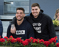 Juancho and Willy Hernangomez