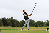 Carlos Del Moral (ESP) on the 11th tee during Round 2 of the Bridgestone Challenge 2017 at the Luton Hoo Hotel Golf &amp; Spa, Luton, Bedfordshire, England. 08/09/2017<br /> Picture: Golffile | Thos Caffrey<br /> <br /> <br /> All photo usage must carry mandatory copyright credit     (&copy; Golffile | Thos Caffrey)