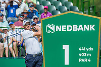 Matthew Southgate (ENG) during the first round at the Nedbank Golf Challenge hosted by Gary Player,  Gary Player country Club, Sun City, Rustenburg, South Africa. 14/11/2019 <br /> Picture: Golffile | Tyrone Winfield<br /> <br /> <br /> All photo usage must carry mandatory copyright credit (© Golffile | Tyrone Winfield)