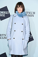 Sam Rollinson<br /> arriving for the Skate at Somerset House 2017 opening, London<br /> <br /> <br /> ©Ash Knotek  D3351  14/11/2017