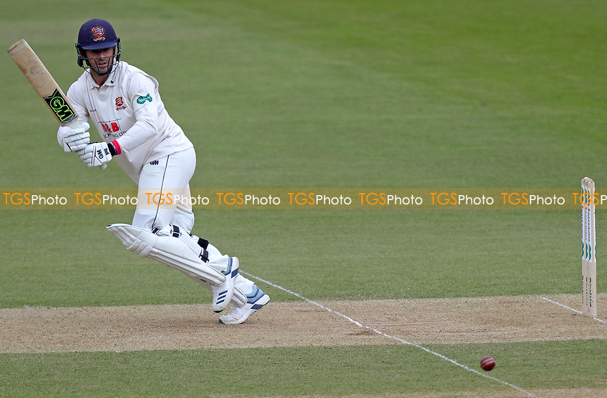 Ryan ten Doeschate of Essex on his way to scoring 130 runs during Surrey CCC vs Essex CCC, Specsavers County Championship Division 1 Cricket at the Kia Oval on 13th April 2019