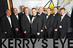 Ogie Moran, David Dillon, John Gannon, Ed Buckley, Sean Ryan, Vincent Lynch, Donal Sugrue, David Fitzgerald and John Beatty of Aspen Grove at the Ernst & Young Entrepreneur awards in Citywest Hotel, Dublin on Thursday Night.