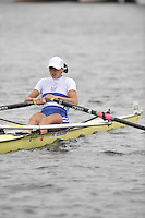 Henley, GREAT BRITAIN, at 2008 Henley Royal Regatta, Caroline RYAN, on Saturday, 05/07/2008, Henley on Thames. ENGLAND. [Mandatory Credit: Peter SPURRIER / Intersport Images] Rowing Courses, Henley Reach, Henley, ENGLAND . HRR