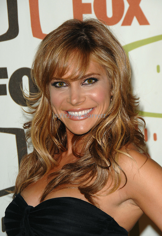 Ayda Field at the FOX Fall Eco-Casino Party held at  Area in West Hollywood, Ca. September 24, 2007. Fitzroy Barrett