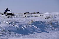 K.Anderson Near Old Shaktoolik on Norton Sound Bering Sea