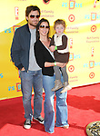 "Jason Bateman & family at The 12th Annual P.S. ARTS ""Express Yourself 2009"" To Help Restore Arts Education in Public Schools,The event was  held at Barker Hangar in Santa Monica, California on November 15,2009                                                                   Copyright 2009 DVS / RockinExposures"