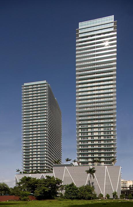 Axis Miami Architect Arquitectonica 2008