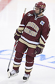 Anthony Aiello - The Boston College Eagles defeated the University of North Dakota Fighting Sioux 6-5 on Thursday, April 6, 2006, in the 2006 Frozen Four afternoon Semi-Final at the Bradley Center in Milwaukee, Wisconsin.