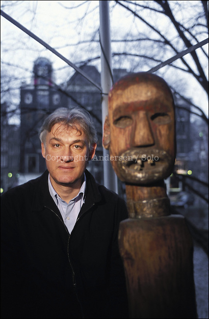 Tijs Goldschmidt, Dutch ethnologist and writer.