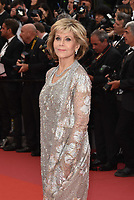 Jane Fonda<br /> CANNES, FRANCE - MAY 14: Arrivals a the screening of 'Blackkklansman' during the 71st annual Cannes Film Festival at Palais des Festivals on May 14, 2018 in Cannes, France.<br /> CAP/PL<br /> &copy;Phil Loftus/Capital Pictures