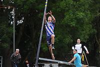 FIERLJEPPEN: GRIJPSKERK: 18-06-2016, Fierljeppen Grijpskerk, Nard Brandsma, ©foto Martin de Jong