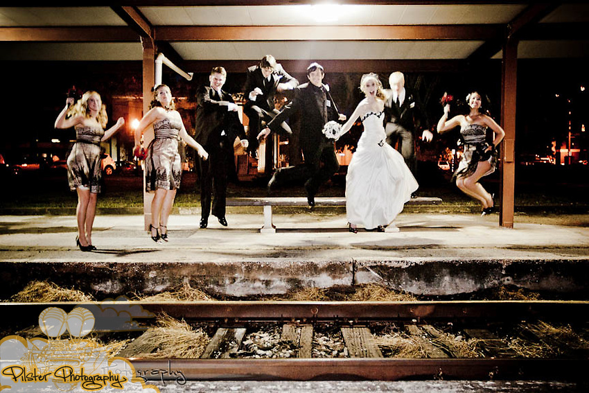 Kevan Logan and Jason Kirby during their wedding on Friday, October 28, 2011 in Winter Park, Florida. Kevan started at Magnolias Salon and Spa, went to the Park Plaza Hotel to get ready and then the Winter Park Farmers' Market for the ceremony and reception. (Chad Pilster of http://www.PilsterPhotography.net)