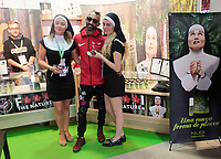 2017 10 13 Spannabis Fair in Madrid