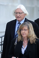 NORRISTOWN, PA - APRIL 12: Thomas Mesereau at the Montgomery County Courthouse on the 4th day of Bill Cosby's retrial for sexual assault charges on April 12, 2018 in Norristown, Pennsylvania. <br /> CAP/MPI/DVT<br /> &copy;DVT/MPI/Capital Pictures