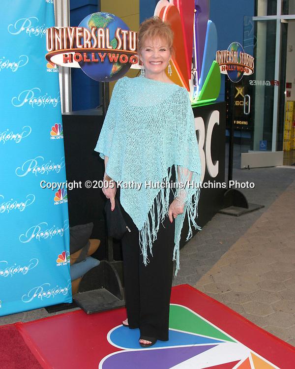 Kathleen Noone.Passions Disaster Screening.Universal City Walk.Los Angeles, CA.July 12, 2005.©2005 Kathy Hutchins / Hutchins Photo