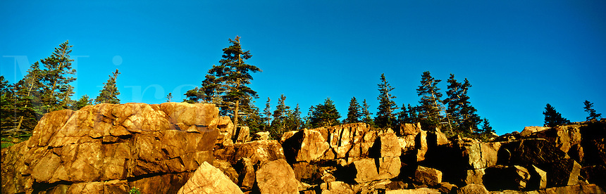 Acadia National Park, Mt Seserat Island, Maine