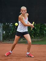 August 8, 2014, Netherlands, Rotterdam, TV Victoria, Tennis, National Junior Championships, NJK,  Elysia Pool (NED)<br /> Photo: Tennisimages/Henk Koster