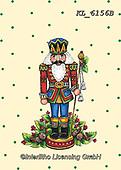 CHRISTMAS SYMBOLS, WEIHNACHTEN SYMBOLE, NAVIDAD SÍMBOLOS, paintings+++++,KL6156B,#xx#