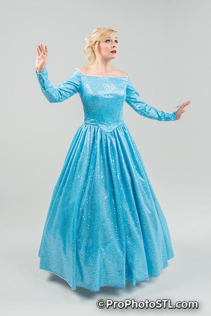 Cinderella by STAGES St. Louis publicity shots