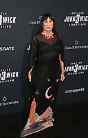"HOLLYWOOD, CALIFORNIA - MAY 15: Anjelica Huston, attends the special screening of Lionsgate's ""John Wick: Chapter 3 - Parabellum"" at TCL Chinese Theatre on May 15, 2019 in Hollywood, California, USA.    <br /> CAP/MPI/FS<br /> ©FS/MPI/Capital Pictures"