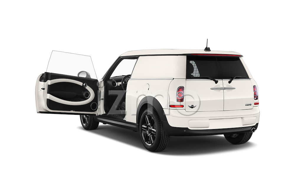 Car images of a 2014 MINI MINI COOPER CLUBVAN 5 Door Wagon 2WD Doors