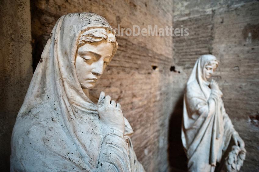 Rome - 2013 - Basilica di Santa Maria degli Angeli