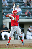 August 13, 2009:  Michael Wing of the Orem Owlz.The Owlz are the Pioneer League affiliate for the Los Angeles Angels. Photo by: Chris Proctor/Four Seam Images