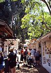 Sawdust Festival in Laguna Beach
