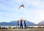 _RE_4605<br /> <br /> 1610-70 Cheer Squad<br /> <br /> Calendar shoot at Utah Lake<br /> <br /> October 26, 2016<br /> <br /> Photography by: Nathaniel Ray Edwards/BYU Photo<br /> <br /> &copy; BYU PHOTO 2016<br /> All Rights Reserved<br /> photo@byu.edu  (801)422-7322<br /> <br /> 4605