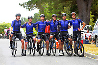 Black Spoke Pro Cycling after day one of the NZ Cycle Classic UCI Oceania Tour in Wairarapa, New Zealand on Wednesday, 15 January 2020. Photo: Dave Lintott / lintottphoto.co.nz